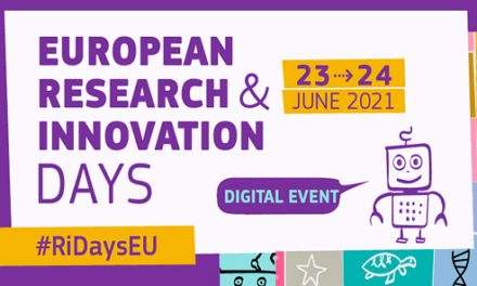European Research and Innovation Days 23rd – 24th June 21
