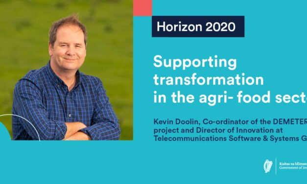 Project DEMETER: Supporting transformation in the agri-food sector