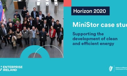 Project MiniStor: Supporting the development of clean and efficient energy