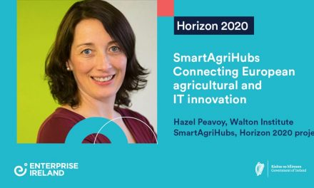 Project SMARTAGRIHUBS – connecting European agricultural and IT innovation