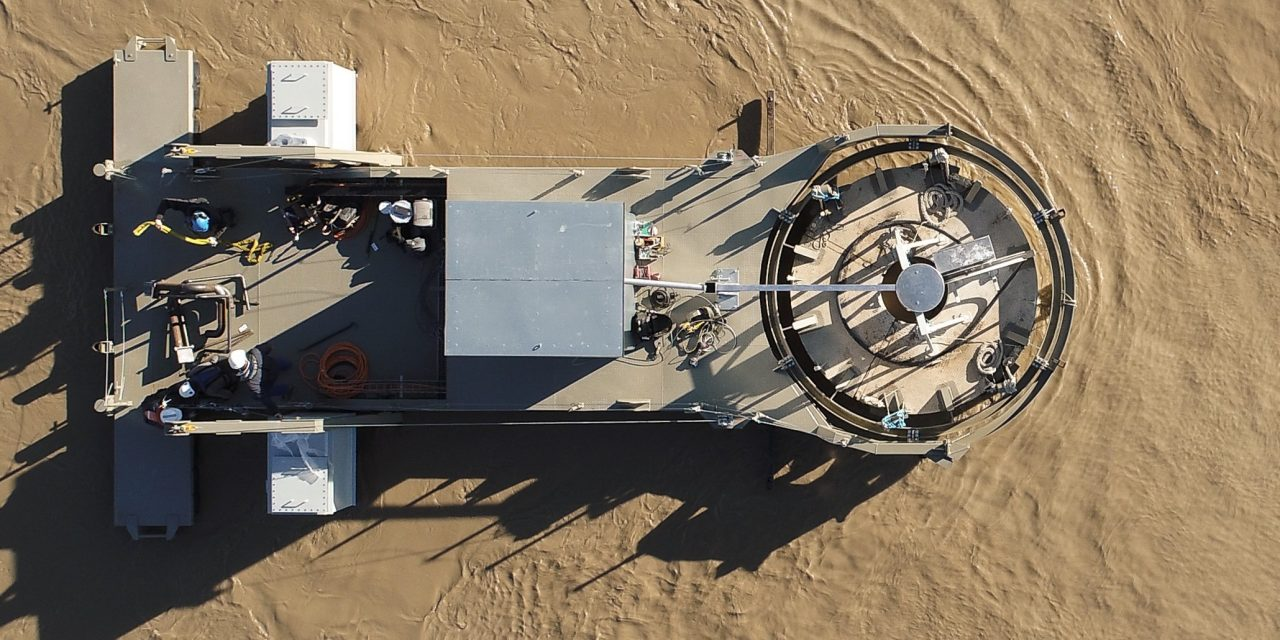 PROJECT DesignPro: their unique, bluff-body hydro-kinetic turbine can provide reliable, renewable energy – even in the most out-of-the-way places