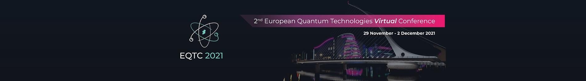 2nd European Quantum Tech. Virtual Conf_2021
