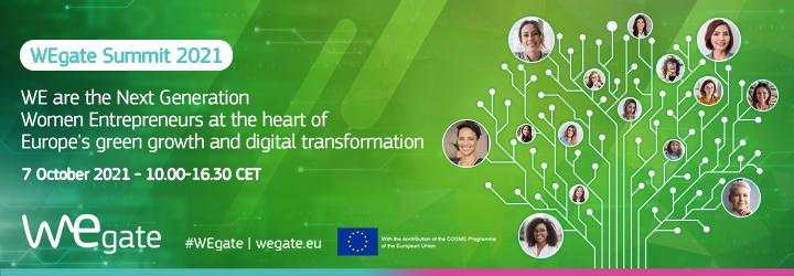 WEgate Summit 2021 Image