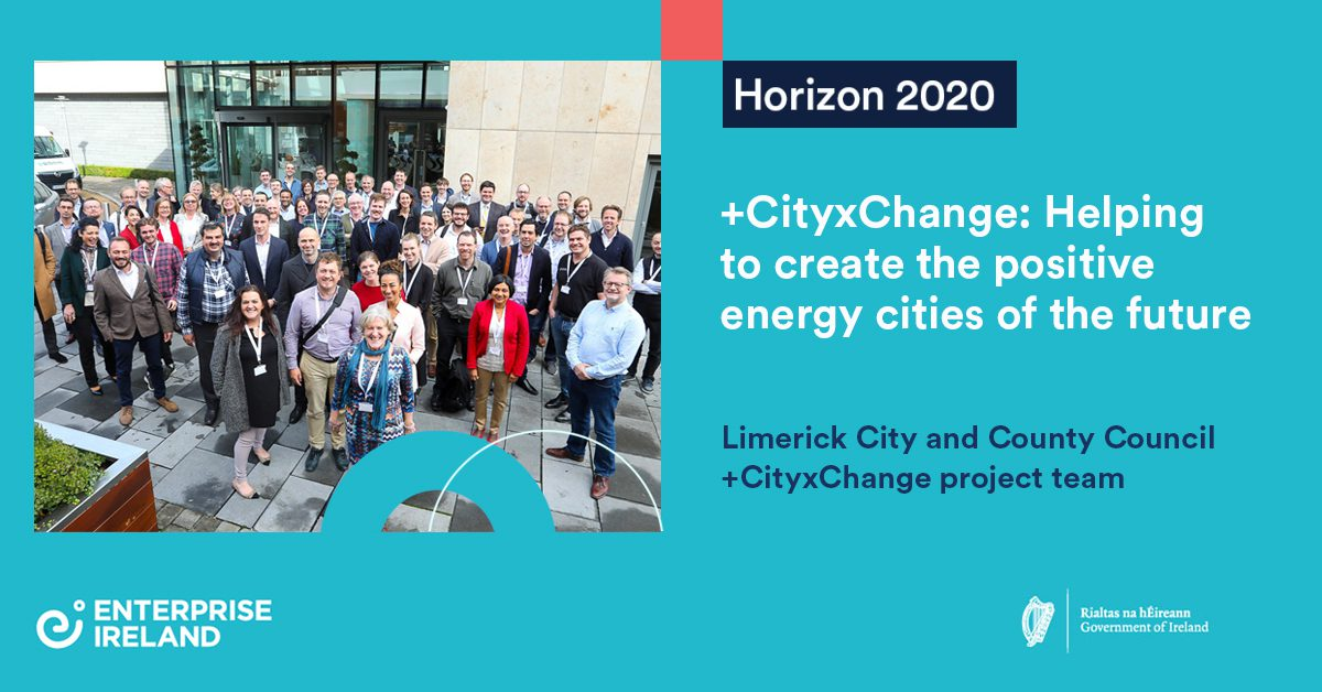 +CityxChange helping to create the positive energy cities of the future