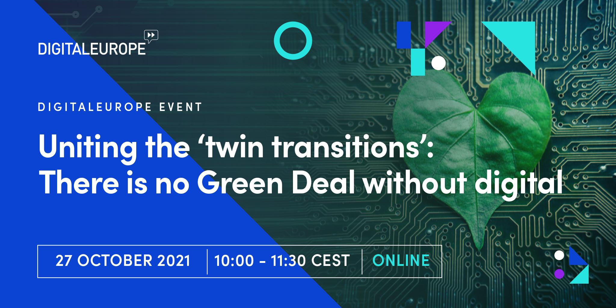 Digital-Europe-Green-Deal-Banner